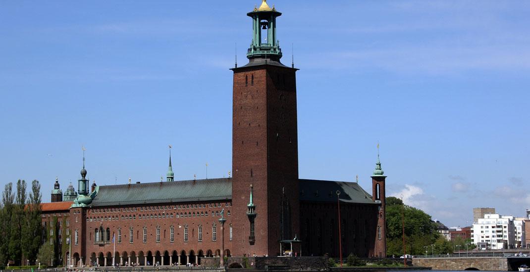 stadshuset stockholm