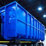 container för grovsopor